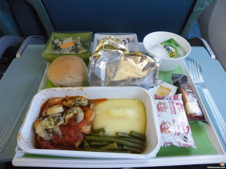 Thomson Inflight Meals >> AirlineMeals.net - Airline catering * the world's largest website about airline catering ...