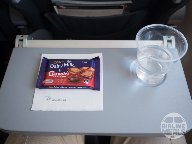 virgin australia how to change meal
